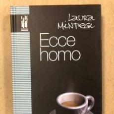 Libros de segunda mano: ECCE HOMO. LAURA MINTEGI. TXALAPARTA ARGITALETXEA (2006). EUSKERA.. Lote 234948210