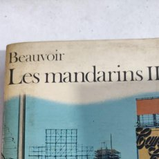 Libros de segunda mano: LES MANDARINS II. BEAUVIOR. FOLIO. Lote 235950730