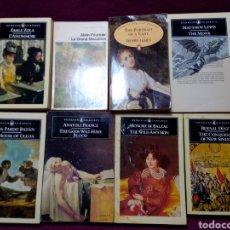 Libros de segunda mano: LOTE 8 LIBROS EN INGLES DE PENGUIN CLASICS VARIOS TITULOS. Lote 236369675