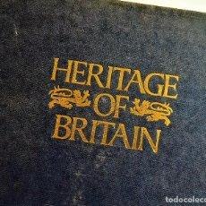 Livros em segunda mão: 1977 LIBRO HERITAGE OF BRITAIN - 23 X 31.CM. Lote 237514950