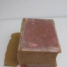 Libros de segunda mano: LIBRO ANTIGUO EN INGLES. MAS 2400 PAGINAS.. Lote 237710305