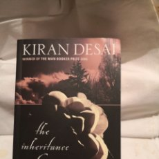 Libros de segunda mano: THE INHERITANCE OF LOSS, BY KIRAN DESAI. Lote 238011705