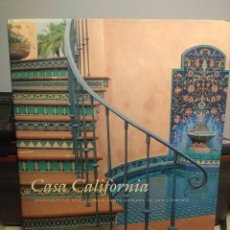 Libros de segunda mano: EXCELENTE LIBRO CASA CALIFORNIA ( SPANISH STYLE HOUSES ) CASAS DE CALIFORNIA. Lote 238082065