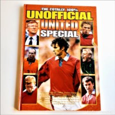 Livros em segunda mão: 1998 LIBRO THE TOTALLY 100% UNOFFICIAL UNITED SPECIAL - 22 X 30.CM. Lote 238142855