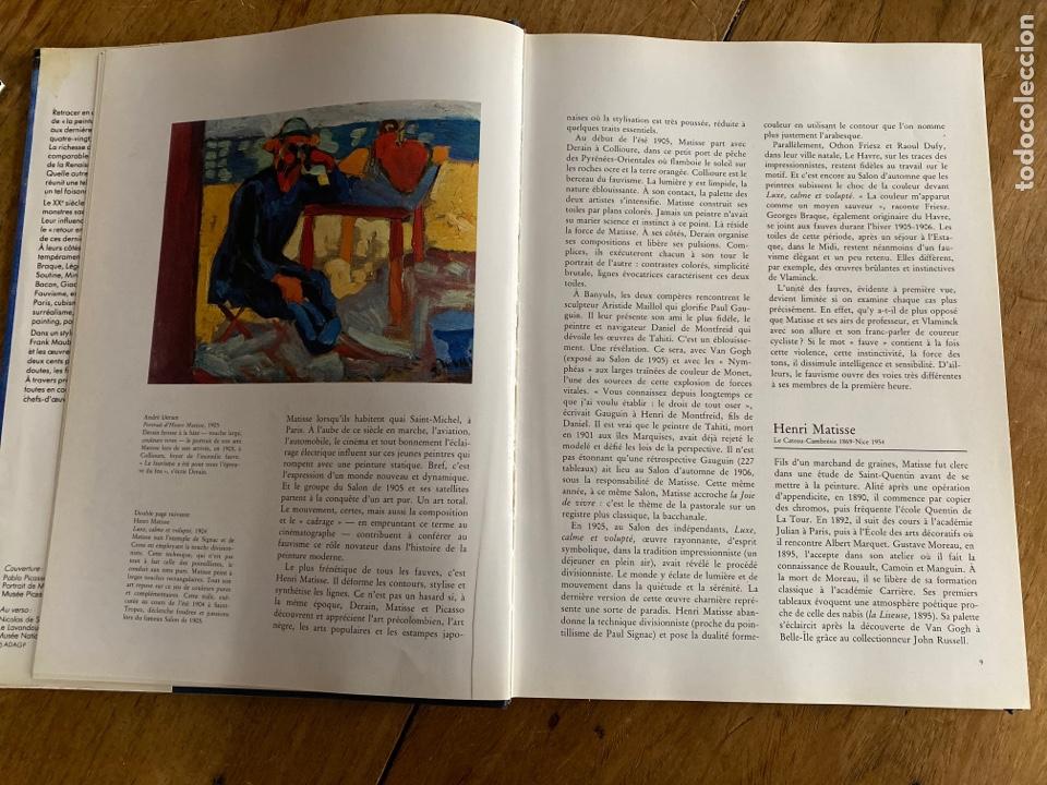 Libros de segunda mano: La peinture moderne / Du fauvisme à nos jours / Frank Maubert - Foto 6 - 238798305