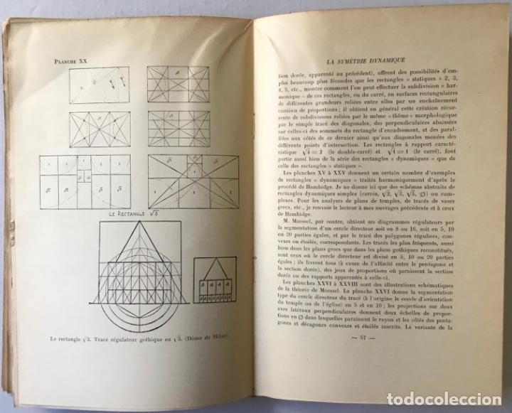 Libros de segunda mano: ESSAI SUR LE RYTHME. - C. GHYKA, Matila. - Foto 4 - 290501218