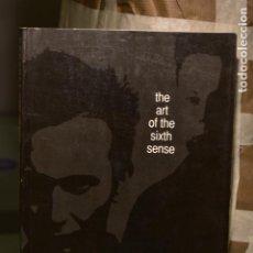Libros de segunda mano: CABARET VOLTAIRE- THE ART OF THE SIXTH SENSE- M FISH AND D HALLBERY. Lote 239711965