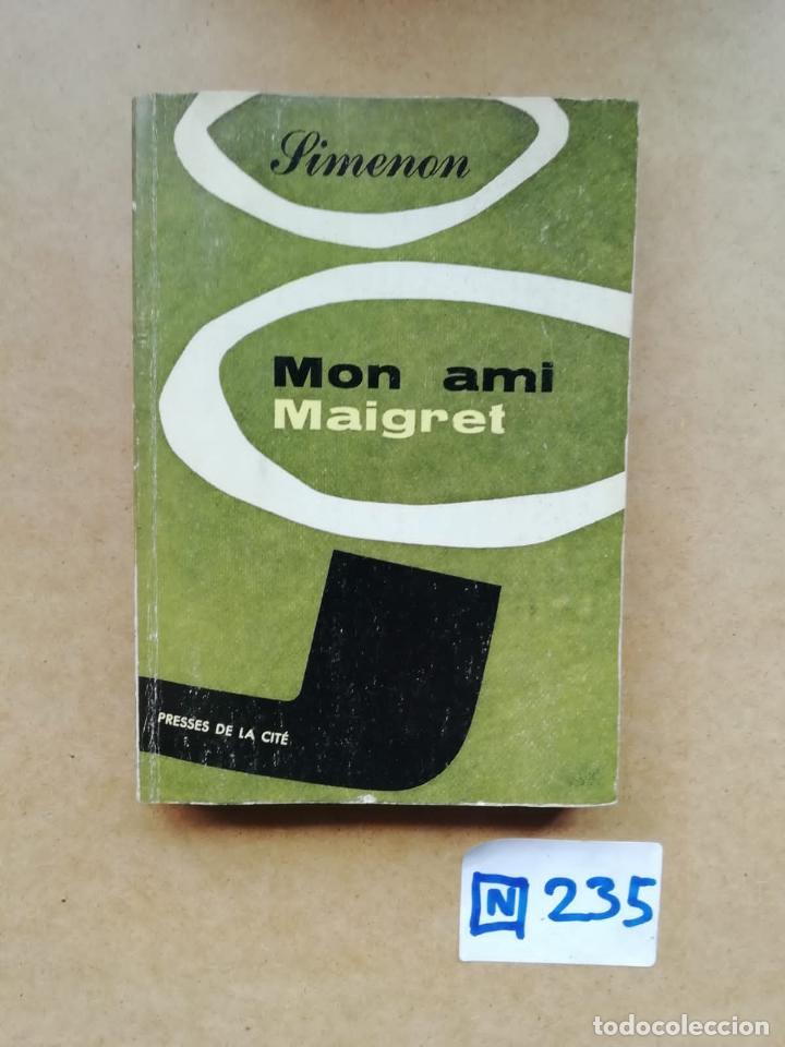 MON AMI MAIGRET (Libros de Segunda Mano - Otros Idiomas)