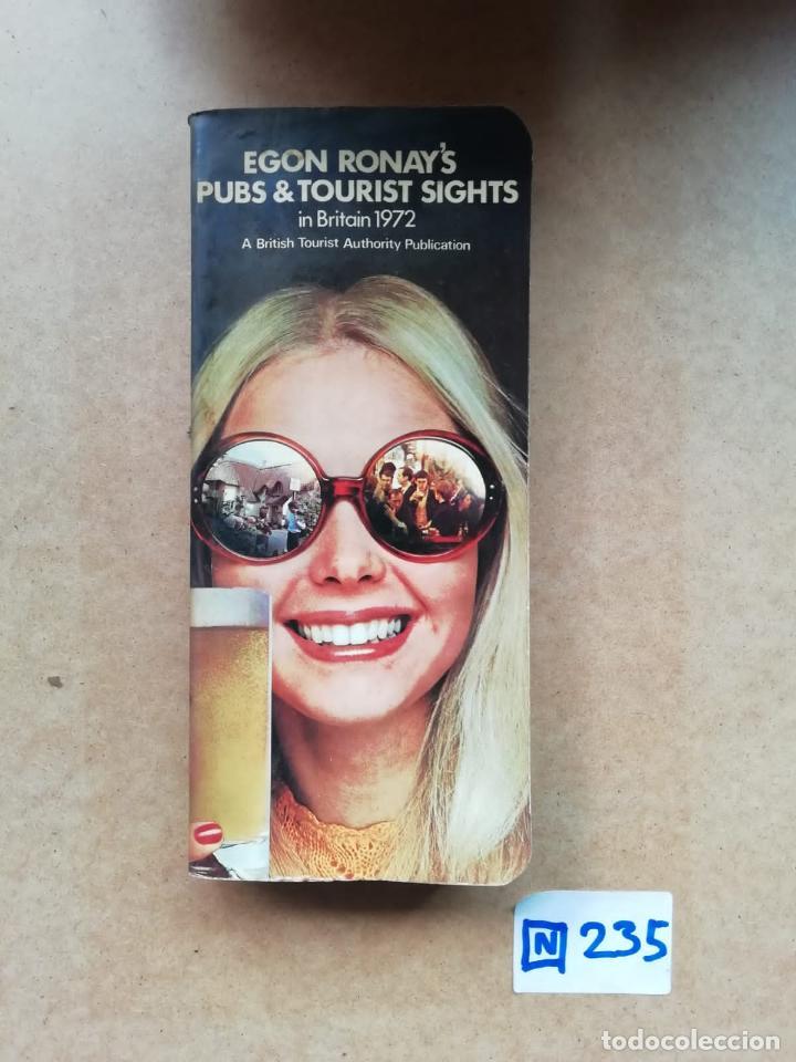 EGON RONAY'S PUBS & TOURIST SIGHTS (Libros de Segunda Mano - Otros Idiomas)