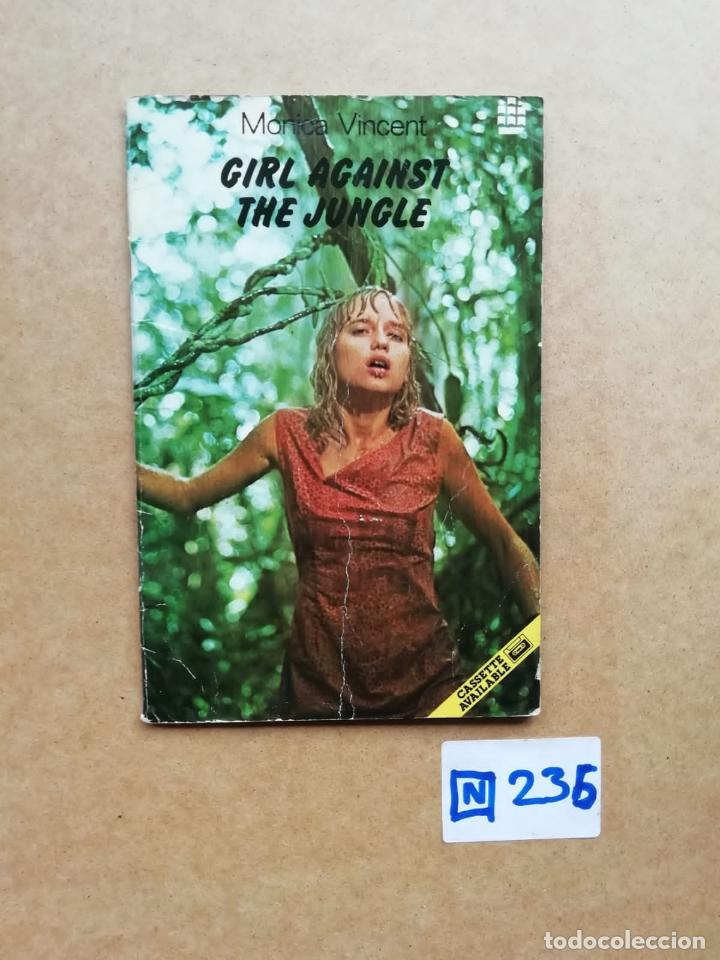 GIRL AGAINST THE JUNGLE (Libros de Segunda Mano - Otros Idiomas)
