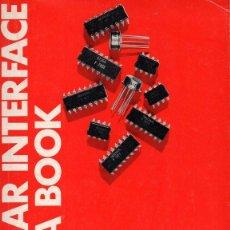 Libros de segunda mano: FAIRCHILD: LINEAR INTERFACE DATA BOOK. INGLÉS.. Lote 243057795