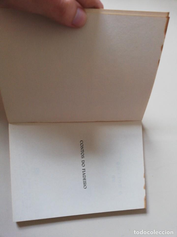Libros de segunda mano: Contos do fiadeiro. Ben-Cho-Sey. 1973 - Foto 2 - 243400675
