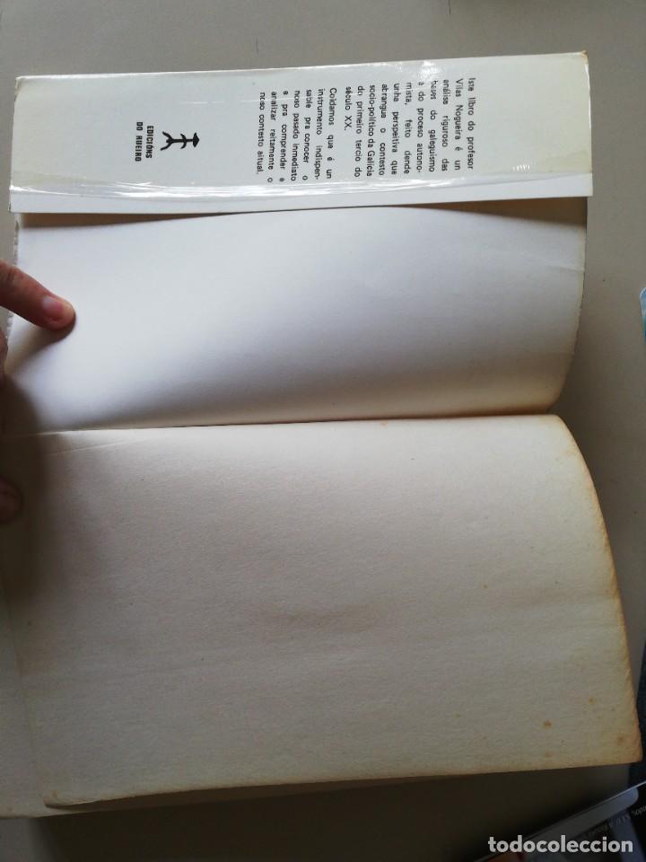 Libros de segunda mano: O Estatuto Galego. Xosé Vilas Nogueira. 1975 - Foto 2 - 243401200