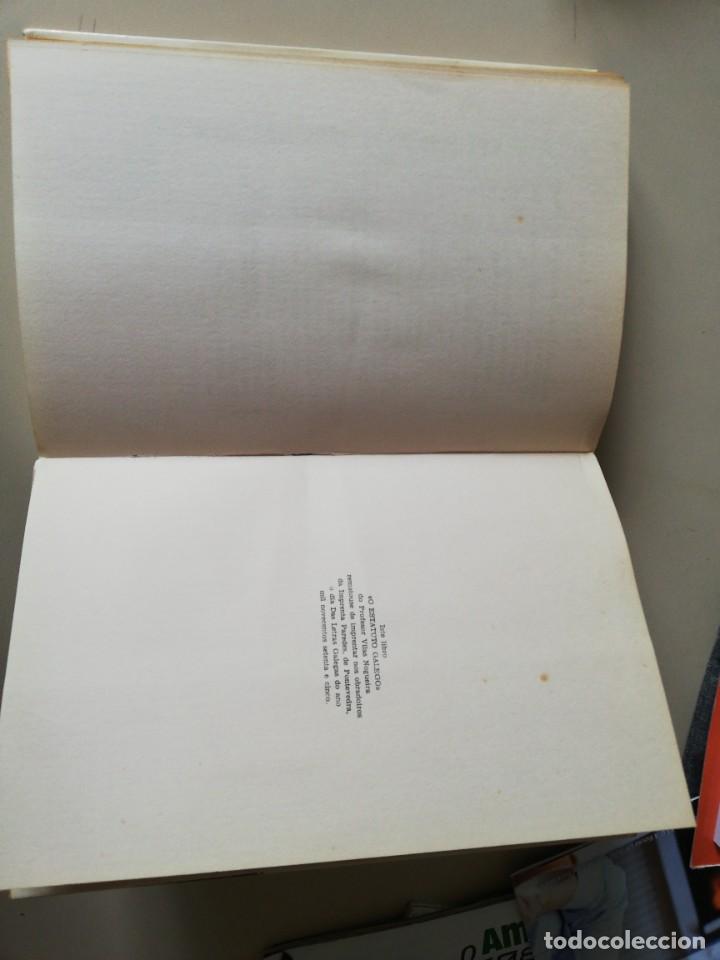 Libros de segunda mano: O Estatuto Galego. Xosé Vilas Nogueira. 1975 - Foto 7 - 243401200