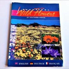 Livros em segunda mão: 1996 LIBRO BEAUTIFUL WILD FLOWERS OF SOUTHERN AFRICA - 23 X 30.CM. Lote 243890070