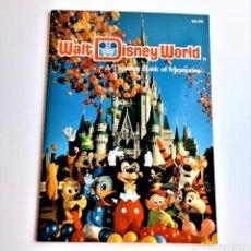 Livros em segunda mão: 1989 CATALOGO, GUIA O LIBRO WALT DISNEY WORLD - 18 X 25.CM. Lote 243890875
