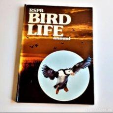 Livros em segunda mão: 1975 LIBRO ANNUAL RSPB BIRD LIFE - 22 X 31.CM. Lote 243892885