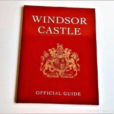 Libros de segunda mano: 1997 LIBRO WINDSOR CASTLE OFFICIAL GUIDE - 21 X 28.CM. Lote 243911450
