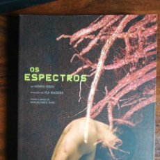 Libros de segunda mano: OS ESPECTROS. HENRIK IBSEN. (EN GALEGO). 1ª EDICIÓN, 2002. Lote 244017460