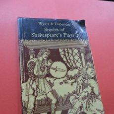 Libros de segunda mano: STORIES OF SHAKESPEARE'S PLAYS 2. ENGLISH GRADE 2. WYATT & FULLERTON. OXFORD. Lote 244518220