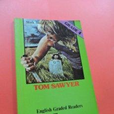 Libros de segunda mano: TOM SAYWER. ENGLISH GRADE 4. TWAIN, MARK. ALHAMBRA. Lote 244522615
