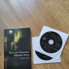 Libros de segunda mano: THE LAST SHERLOCK HOLMES STORY - MICHAEL DIBDIN. Lote 244867105