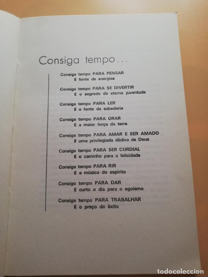 Libros de segunda mano: VIVA SEM MEDO. MALVIN POWERS. ( AUTODOMINIO E AUTOCONFIANCA ). BRASILIA EDITORA PORTO. PAG. 145. - Foto 4 - 245364960