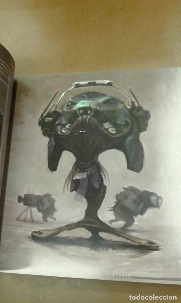 Libros de segunda mano: Alien Race. visual development of intergalactic adventure - Foto 4 - 245387410