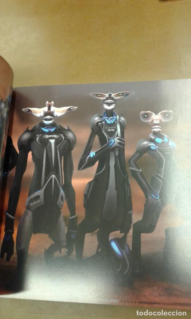 Libros de segunda mano: Alien Race. visual development of intergalactic adventure - Foto 5 - 245387410