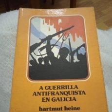 Livros em segunda mão: ALGECILLA ANTIFRANQUISTA EN GALICIA. Lote 246800065