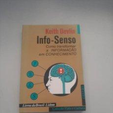 Libros de segunda mano: INFO SENSO. Lote 249258155