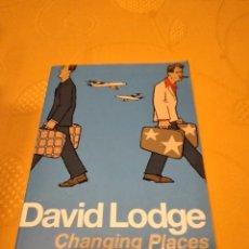 Libros de segunda mano: M-29 LIBRO DAVID LODGE CHANGING PLACES EN INGLES. Lote 252086555