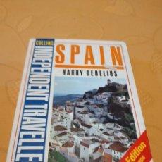 Libros de segunda mano: M-29 LIBRO SPAIN HARRY DEBELIUS COLLINS EN INGLES. Lote 252230710
