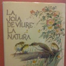 Livros em segunda mão: LA JOIA DE VIURE LA NATURA. EL DIARI D'EDITH HOLDEN. EDITORIAL BLUME.. Lote 253068115