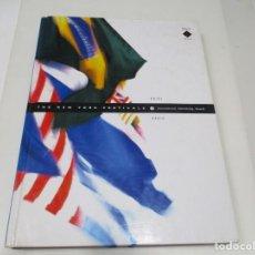 Libros de segunda mano: THE NEW YORK FESTIVALS 1992 INTERNATIONAL ADVERTISING AWARDS VOL. I W6393.. Lote 253426225