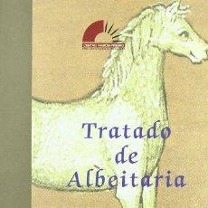 Libros de segunda mano: TRATADO DE ALBEITARÍA - EDS. PENSADO TOMÉ, PÉREZ BARCALA / GIORDANO RUFFO. Lote 253908315