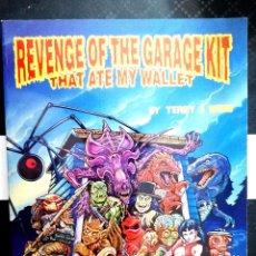 Libros de segunda mano: REVENGE OF THE GARAGE KIT THAT ATE MY WALLET BY TERRY J WEBB.1994.B/N. Lote 254811050
