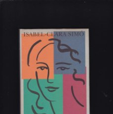 Libros de segunda mano: ISABEL-CLARA SIMÓ - DONES - CERCLE LECTORS 1997. Lote 254876170