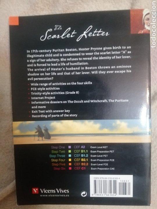 Libros de segunda mano: The scarlet letter. - Foto 2 - 255003675