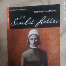 Libros de segunda mano: THE SCARLET LETTER.. Lote 255003675
