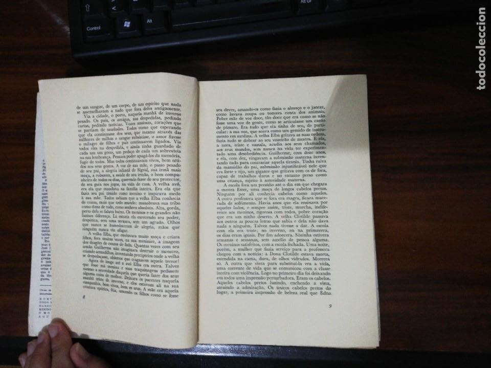 Libros de segunda mano: RIACHO DOCE. JOSÉ LINS DO REGO (PORTUGUÉS) - Foto 3 - 255010135