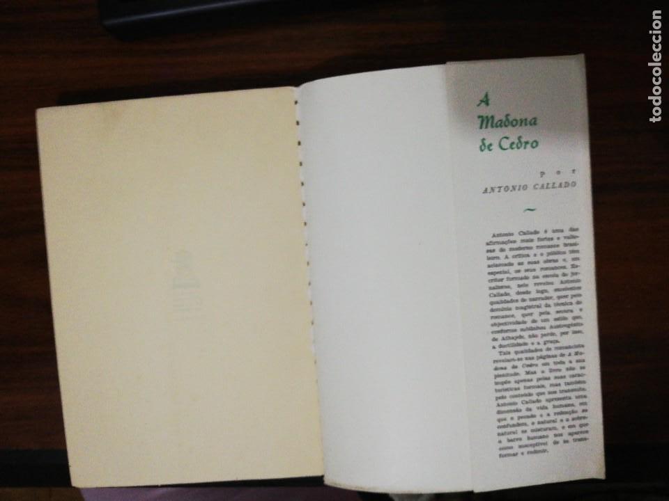 Libros de segunda mano: RIACHO DOCE. JOSÉ LINS DO REGO (PORTUGUÉS) - Foto 4 - 255010135