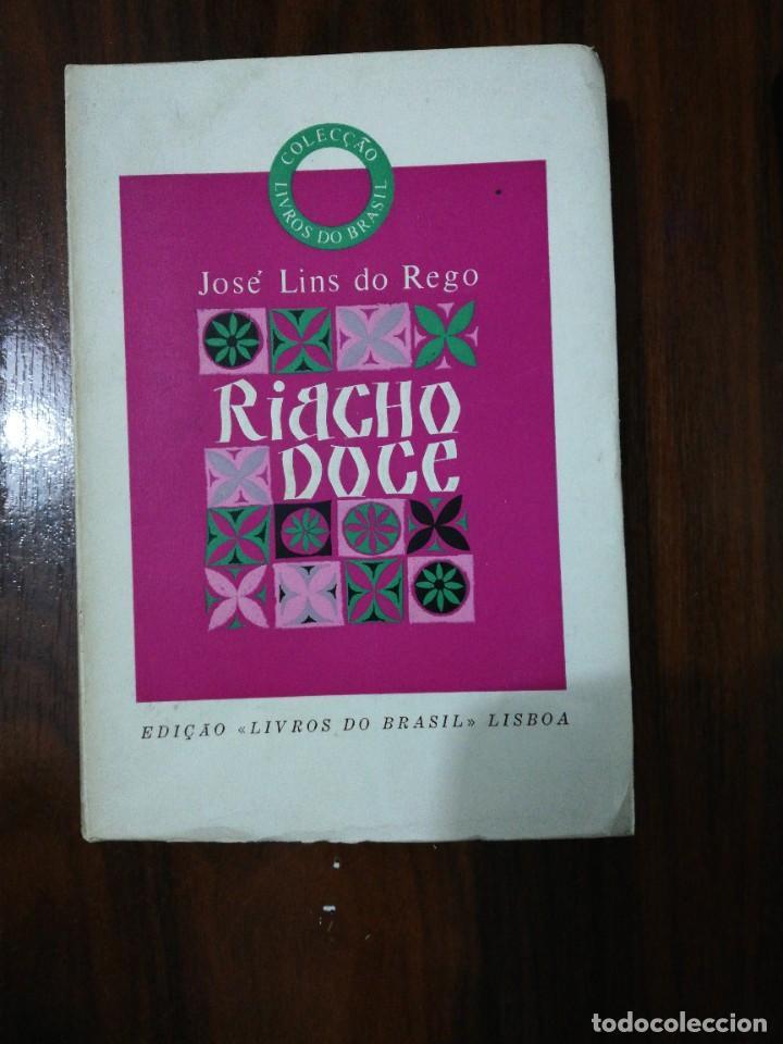 RIACHO DOCE. JOSÉ LINS DO REGO (PORTUGUÉS) (Libros de Segunda Mano - Otros Idiomas)