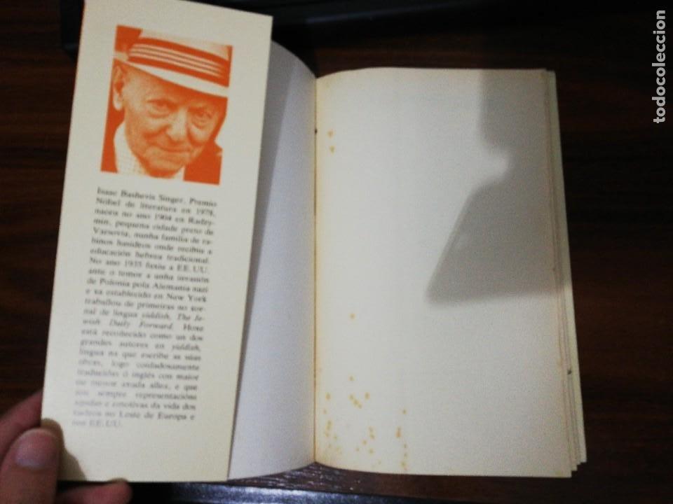 Libros de segunda mano: O GOLEM. ISAAC B. SINGER (EN GALLEGO). XERAIS. 1989 - Foto 2 - 255012085