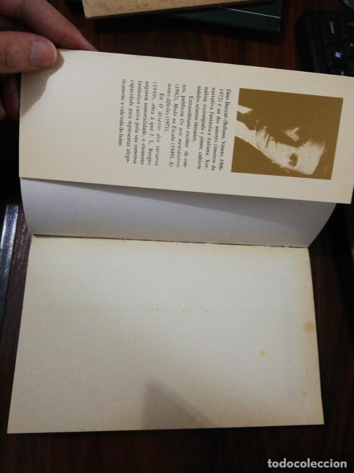 Libros de segunda mano: O DESERTO DOS TÁRTAROS. DINO BUZZATI. (EN GALLEGO). XERAIS. 1991 - Foto 2 - 255013320
