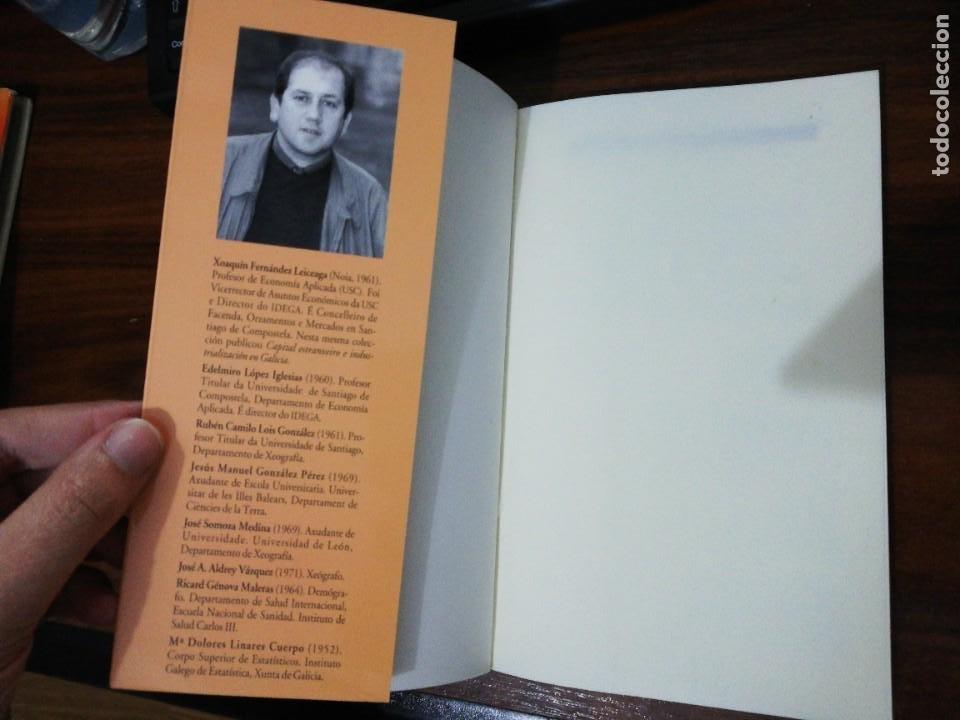 Libros de segunda mano: AVELLENTAMENTO DEMOGRÁFICO E CONSECUENCIAS SOCIOECONÓMICAS. XOAQUÍN FDEZ LEICEAGA. 2000 - Foto 2 - 255014260