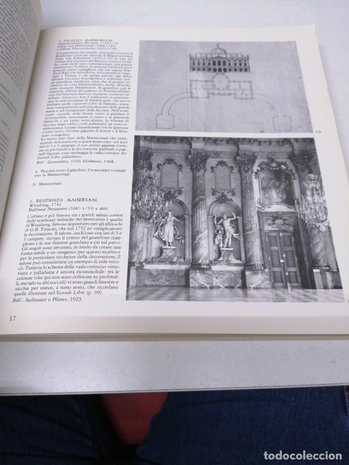 Libros de segunda mano: Libro PALLADIO 1580 1980 LA SUA EREDITA NEL MONDO Electa Editrice - Foto 3 - 255016250