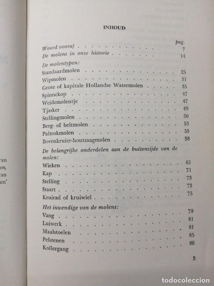 Libros de segunda mano: Libro MOLENS Stokhuyzen - Foto 2 - 255017675