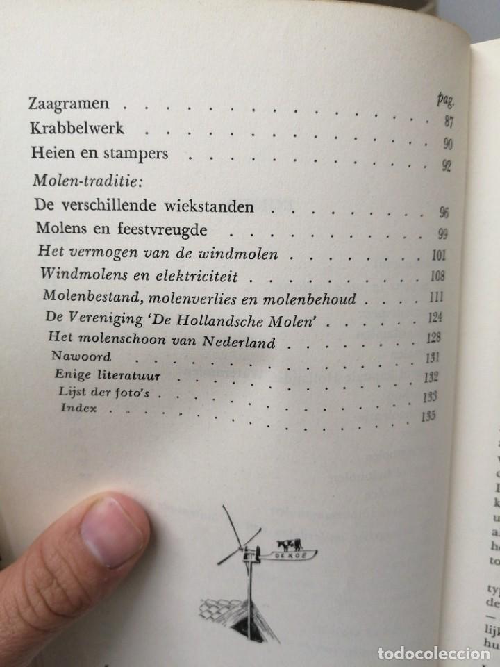 Libros de segunda mano: Libro MOLENS Stokhuyzen - Foto 3 - 255017675