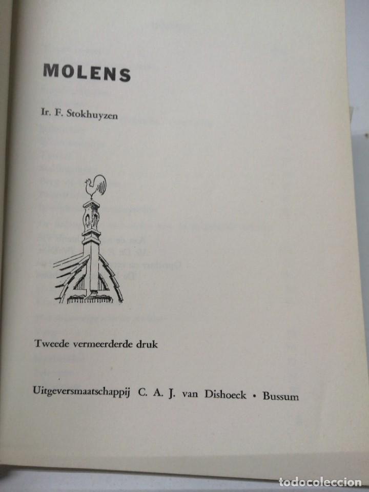 Libros de segunda mano: Libro MOLENS Stokhuyzen - Foto 5 - 255017675